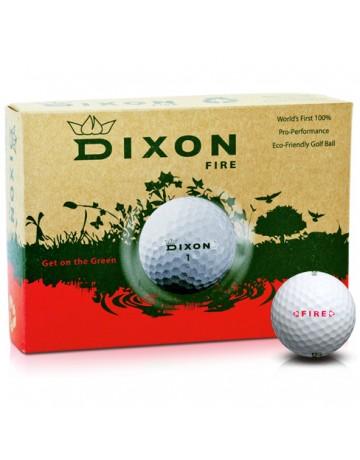 Fire Golf Balls