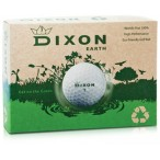 DIXON EARTH GOLF BALLS